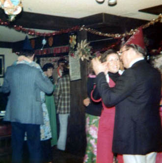 New Years Eve in Vancouver Welsh Cambrian Club